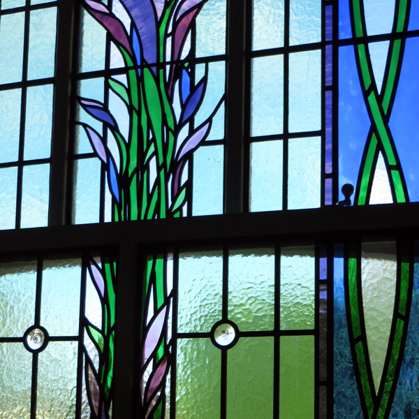 Stained glass hagley steven cartwright glass designs for Sash window design