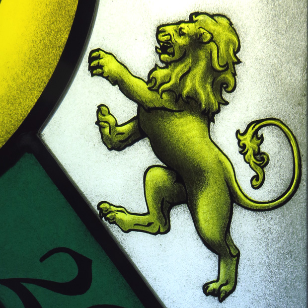 Coat of Arms - detail