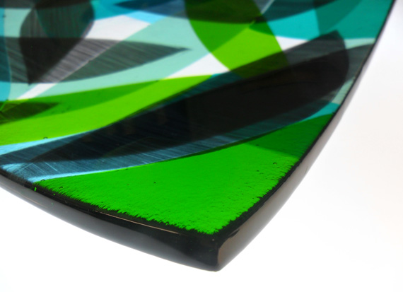 bespoke glass bowl